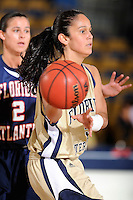FIU Women's Basketball v. FAU (2/28/09)