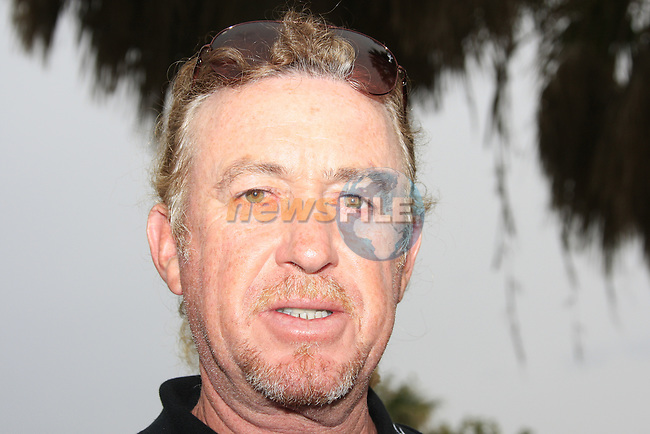 Miguel Angel Jimenez after the Pro-Am Wedensday of the Open de Andalucia de Golf at Parador Golf Club Malaga 23rd March 2011. (Photo Eoin Clarke/Golffile 2011)