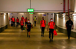 Ankunft der Augsburger Mannschaft<br /><br /><br />20.06.2020, Fussball, 1. Bundesliga, Saison 2019 / 2020<br />33.Spieltag, Fortuna Duesseldorf : FC Augsburg<br /><br />Foto : NORBERT SCHMIDT/POOL/ via Meuter/nordphoto<br /><br />Nur für journalistische Zwecke ! Only for editorial use .