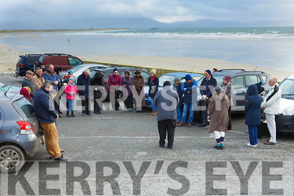 """Rosary on the Coast for Life and Faith"" to mark the Feast of Christ the King at Ballyheigue Beach on Sunday"