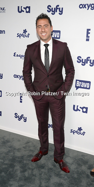 Josh Altman of &quot;Million Dollar Lising LA&quot; attends the NBCUniversal Cable Entertainment Upfront <br /> on May 15, 2014 at The Javits Center North Hall in New York City, New York, USA.