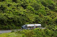Tanker truck,  New Zealand