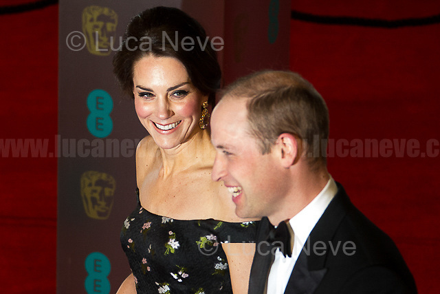 Prince William (Duke of Cambridge) & Kate Middleton (Duchess of Cambridge).<br />