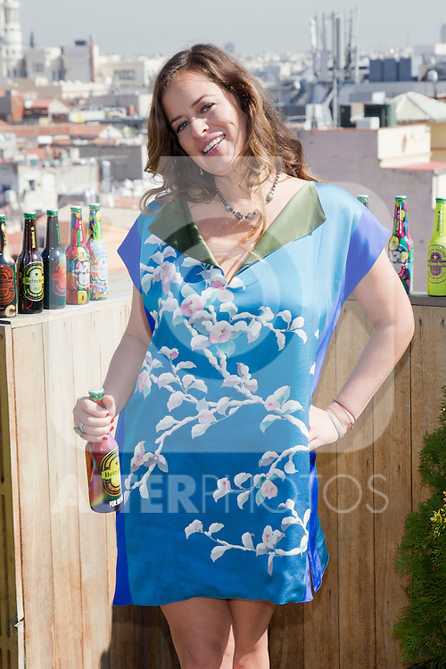 Jade Jagger presents 'Your Heineken' Father's Day Gift at ME Hotel on March 18, 2011 in Madrid, Spain..Photo: Miguel Cordoba / ALFAQUI