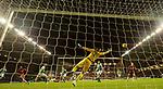 20.12.2019 Hibs v Rangers:  Joe Aribo scores goal no 2