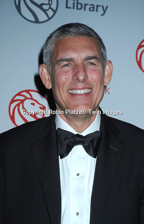 Lyor Cohen attending The New York Public Library honors the 2010 Library Lions including, Malcolm Gladwell, Ethan Hawke, Paul LeClerc, Steve Martin and Zadie Smith on November 1, 2010 at The New York Public Library on Fifth Avenue and 42nd Street.