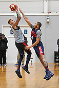 2019 International Basketball USA and Australia Joint Practice Aug 21st