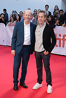 "TORONTO, ONTARIO - SEPTEMBER 05: Ron Howard and Brian Grazer attend the ""Once Were Brothers: Robbie Robertson And The Band"" premiere during the 2019 Toronto International Film Festival at Roy Thomson Hall on September 05, 2019 in Toronto, Canada. <br /> CAP/MPIIS<br /> ©MPIIS/Capital Pictures"