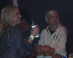 3-9-09  Monday night Exclusive  .Holly Madison drinking and partying at the Key club in Hollywood with playmate friends. The 80's cover band called Steel Panther pulled Holly on stage and made fun of chris Angel calling him a douche bag cutter.  Holly laughed it off. ...www.AbilityFilms.com.805-427-3519.AbilityFilms@yahoo.com