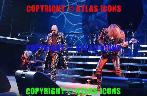 Judas Priest ; Live, In New York ;<br /> Photo Credit: Eddie Malluk/Atlas Icons.com