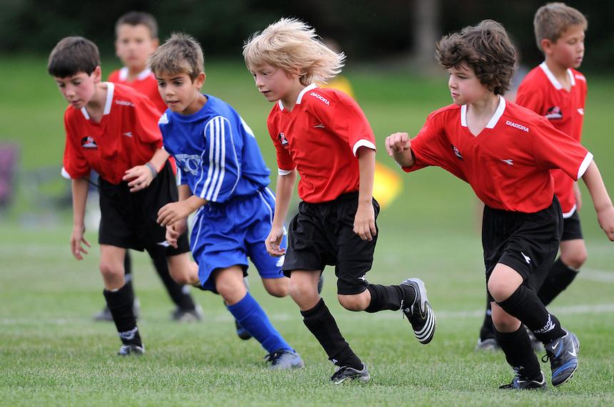 August 13-16 2009: Broomfield Blast Soccer Tournament