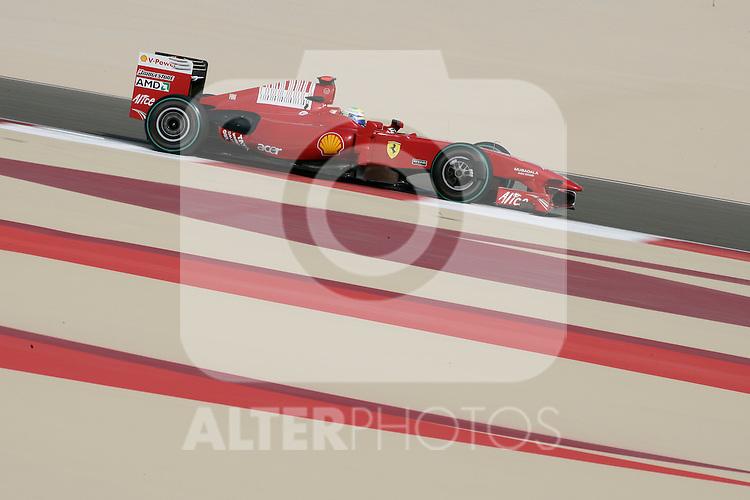 Motorsports / Formula 1: World Championship 2009, GP of Bahrain, 03 Felipe Massa (BRA, Scuderia Ferrari Marlboro),