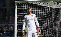 Goalkeeper Jamal Blackman of Wycombe Wanderers during the Sky Bet League 2 match between Wycombe Wanderers and Plymouth Argyle at Adams Park, High Wycombe, England on 14 March 2017. Photo by Kevin Prescod / PRiME Media Images.