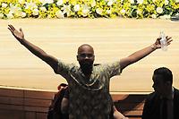 SÃO PAULO,SP,18.12.2018 - DIPLOMAÇÃO-SP - Jesus dos Santos (PSOL), membro da bancada Ativista discute com Alexandre Frota  durante cerimonia de diplomação dos candidatos eleitos para assumir o cargo em janeiro 2019. A cerimonia foi realizada na sala São Paulo nesta terça-feira, 18. (Foto Dorival Rosa/Brazil Photo Press)