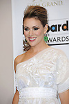 "Alyssa Milano in the press room at the ""Billboard 2013 Music Awards"" held at the MGM Grand In Las Vegas on May 19, 2013"