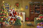 Marcello, CHRISTMAS SANTA, SNOWMAN, WEIHNACHTSMÄNNER, SCHNEEMÄNNER, PAPÁ NOEL, MUÑECOS DE NIEVE, paintings+++++,ITMCXM2031,#X#