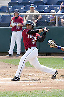 July 6, 2008: The Yakima Bears' Jhoan Pimentel at-bat during a Northwest League game against the Everett AquaSox at Everett Memorial Field in Everett, Washington.