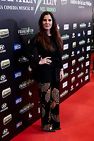 Diana Navarro attends to El Jovencito Frankenstein premiere at La Luz Philips Teather in Madrid, Spain. November 13, 2018. (ALTERPHOTOS/A. Perez Meca) /NortePhoto.com