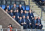 22.09.2019 St Johnstone v Rangers: Rangers directors