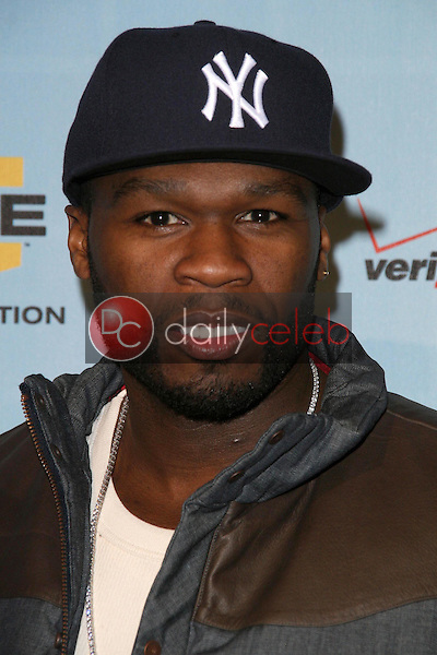 50 Cent <br /> at Spike TV's 2008 'Video Game Awards'. Sony Pictures Studios, Culver City, CA. 12-14-08<br /> Dave Edwards/DailyCeleb.com 818-249-4998