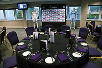 Liberty Stadium lounges, bars and catering areas, interior views, Swansea, Wales, UK. Wedensday 27 September 2017