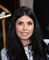 Cara De La Hoyde attends press performance of Where Is Peter Rabbit? musical following the beloved character Peter Rabbit and his friends in a story based on Beatrix Potter's magical world, at Theatre Royal Haymarket<br /> CAP/JOR<br /> &copy;JOR/Capital Pictures