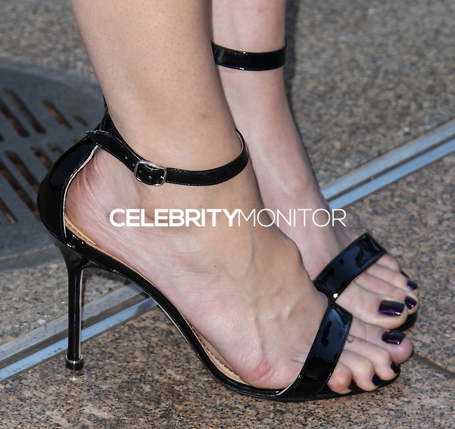 CENTURY CITY, CA - JUNE 27: Mandy Moore attends the Helmut Newton opening night exhibit at Annenberg Space For Photography on June 27, 2013 in Century City, California. (Photo by Celebrity Monitor)