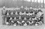Killorglin Rugby group in 1993.<br /> Photo Don MacMonagle