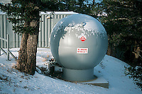 PROPANE STORAGE TANK<br />