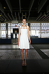 Catherine Malandrino Spring Summer 2014 Presentation (Les Voiles De Saint Tropez) Held at Mercedes Benz Fashion Week NY