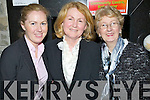 ATTENDING: Ailing and June O'Sullivan and Mary Ben Brosnan who attended the rememberance mass at Cuill Didin, Nursing Home, Castlemaine Road, Tralee on Friday night. .........