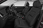 Front seat view of a 2018 Hyundai Tucson Executive 5 Door SUV front seat car photos