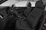 Front seat view of a 2018 Hyundai Tucson Executive 5 Door SUV front seat car photos