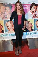 ELODIE FONTAN - AVANT-PREMIERE 'VENISE SOUS LA NEIGE' A L'UGC LES HALLES, PARIS, FRANCE, LE 15/05/2017.