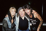 SAM KINISON, Heather Locklear, Tommy Lee at The Comedy Store