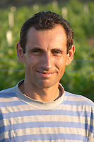 Philippe Foussat of the cooperative wine producer Cave Caramany, Ariege, Roussillon, France