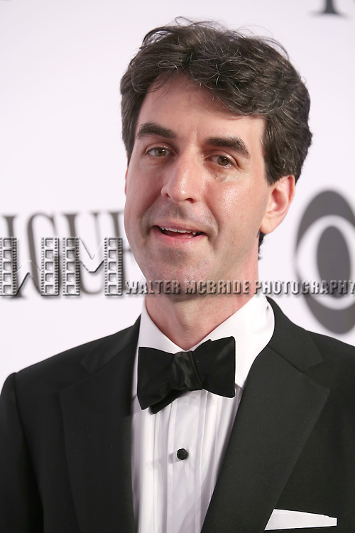 Jason Robert Brown attending the The 68th Annual  The Tony Awards at Radio City Music Hall on June 8, 2014 in New York City.