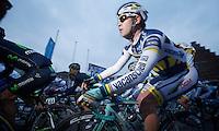 101st Scheldeprijs ..Barry Markus (NLD) in the pack