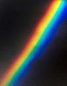 Stock photo of light spectrum