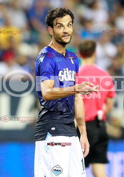 SS Lazio's Marco Parolo during XXXIII Costa del Sol Trophy. August 5,2017. (ALTERPHOTOS/Acero) /NortePhoto.com