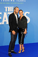 LONDON, ENGLAND - SEPTEMBER 15:  Alasdair Willis and Stella McCartney attending the 'The Beatles: Eight Days A Week - The Touring Years'  World Premiere at Odeon Cinema, Leicester Square on September 15, 2016 in London, England.<br /> CAP/MAR<br /> &copy;MAR/Capital Pictures /MediaPunch ***NORTH AND SOUTH AMERICAS ONLY***