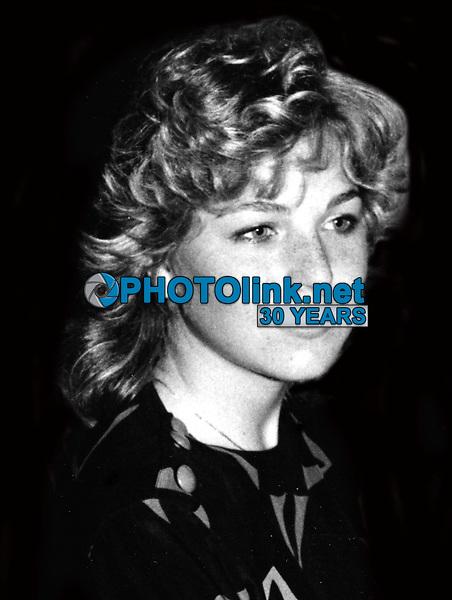 Tatum O'Neal 1983<br /> Photo By John Barrett/PHOTOlink