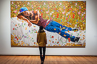 Kehinde Wiley at the Seattle Art Museum