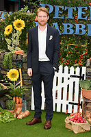 "Domhnall Gleeson<br /> arriving for ""Peter Rabbit"" premiere at the Vue West End, Leicester Square, London<br /> <br /> ©Ash Knotek  D3387  11/03/2018"
