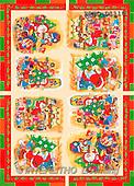 Alfredo, CHRISTMAS SANTA, SNOWMAN, decoupage, paintings(BRTOD1110,#X#,#DP#) Weihnachten, Navidad, illustrations, pinturas