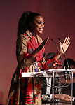 Condola Rashad during the SDC Foundation presents The Mr. Abbott Award honoring Kenny Leon at ESPACE on March 27, 2017 in New York City.