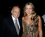 WEST HOLLYWOOD, CA. - February 08: Doug Morris, Chairman and CEO of Universal Music Group and Recording Artist Colbie Caillat  attend the Universal Music Group Chairman Doug Morris' Grammy Awards Viewing Dinner at The Palm on February 8, 2009 in West Hollywood, California.