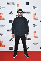 LONDON, ENGLAND - JUNE 6: Charlie Lightening attending the premiere of 'Liam Gallagher: As It Was' at Alexandra Palace  on June 6, 2019 in London, England.<br /> CAP/MAR<br /> ©MAR/Capital Pictures