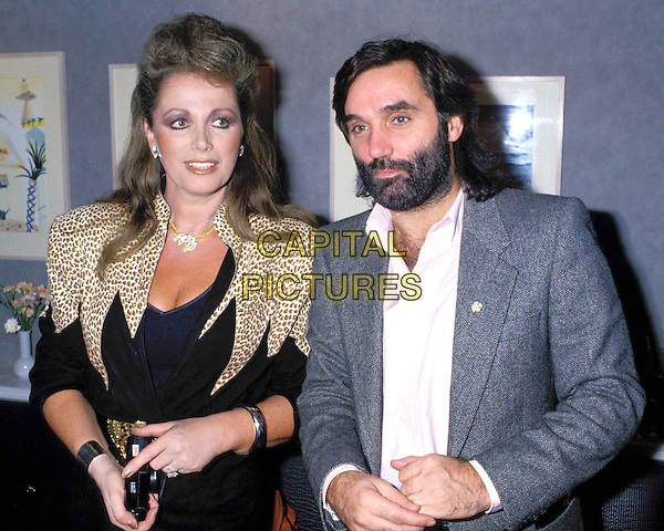 JACKIE COLLINS & GEORGE BEST.Ref: 026.www.capitalpictures.com.sales@capitalpictures.com.© Capital Pictures