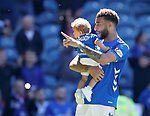 12.05.2019 Rangers v Celtic: Connor Goldson